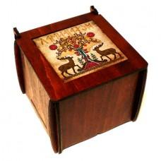 Zenélő doboz