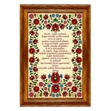 Igés-Falikép-Házastársak imája