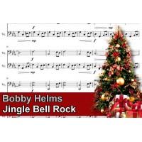 Zenélő doboz Bobby Helms Jingle Bell Rock