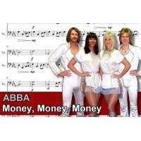 Zenélő doboz ABBA Money Money Money