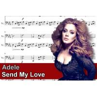 Zenélő doboz Adele Send My Love