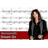 Zenélő doboz Aerosmith Dream On