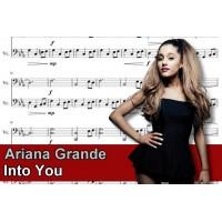 Zenélő doboz Ariana Grande Into You