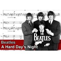 Zenélő doboz Beatles A Hard Day's Night