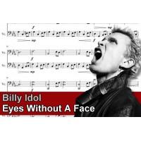 Zenélő doboz Billy Idol Eyes Without A Face