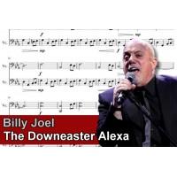 Zenélő doboz Billy Joel The Downeaster Alexa