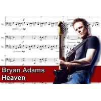 Zenélő doboz Bryan Adams Heaven