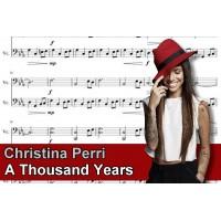 Zenélő doboz Christina Perri A Thousand Years