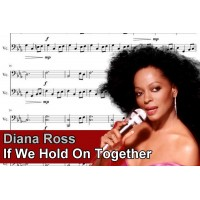Zenélő doboz Diana Ross If We Hold On Together