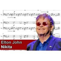 Zenélő doboz Elton John Nikita