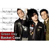 Zenélő doboz Green Day Basket Case