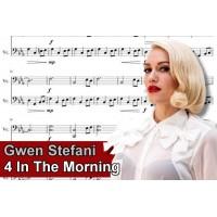 Zenélő doboz Gwen Stefani 4 In The Morning