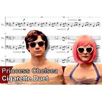 Zenélő doboz Princess Chelsea Cigarette Duet