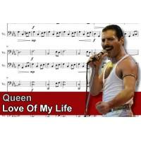 Zenélő doboz Queen Love Of My Life