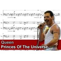 Zenélő doboz Queen Princes Of The Universe
