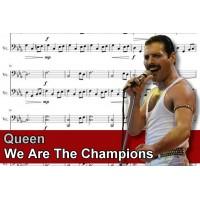 Zenélő doboz Queen We Are The Champions