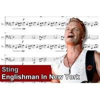 Zenélő doboz Sting Englishman In New York