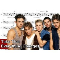 Zenélő doboz Take That Everything Changes