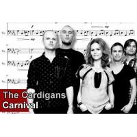 Zenélő doboz The Cardigans Carnival