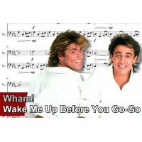 Zenélő doboz Wham Wake Me Up Before You GoGo